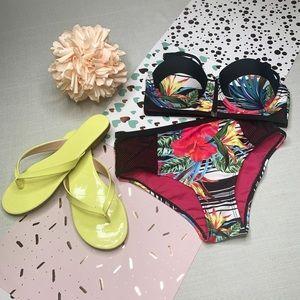 Fashion Nova' Island Paradise Bikini